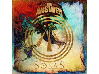 Answer: Solas (2 Vinyl LP) Ord Pris 299 kr SALE