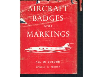 Aircraft badges and markings - All in colour