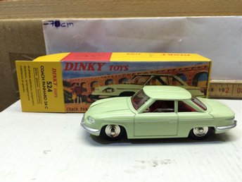Coach Panhard no 524 Dinky Toys atlas collection ej varit uppackade