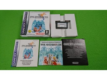 Final Fantasy Tactics GBA Gameboy Advance