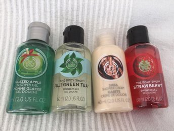 The Body Shop showergel