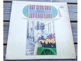 Vinyl LP Nat King Cole Sings My Fair Lady, Capitol Records SW 2117, US 1964