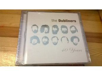 The Dubliners - 40 Years, CD