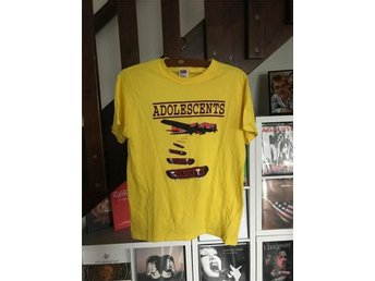 Adolescents T-shirt (Small) (punk hardcore)