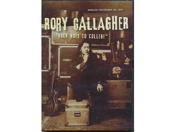 Rory Gallagher - Rock Goes To College (DVD)