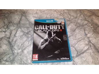 Wii U - Call of duty black ops II 2
