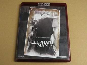 ELEPHANT MAN (HD DVD) Anthony Hopkins. Svår utgåva