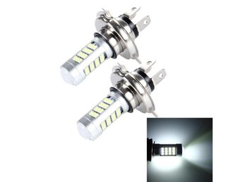 LED-konvertering set H4 10W 900LM 8000K - 2Pack
