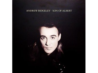 Andrew Ridgeley - Son Of Albert (LP, Album)