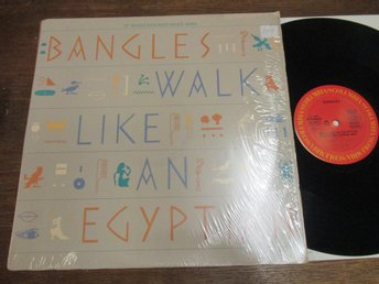 "Bangles ""Walk Like An Egyptian"""