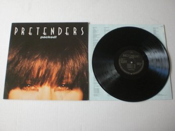 PRETENDERS-PACKED 1990. EX/EX
