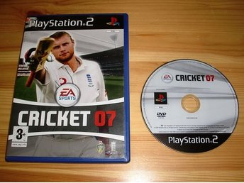 PS2: Cricket 07