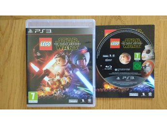 PlayStation 3/PS3: LEGO Star Wars Force Awakens