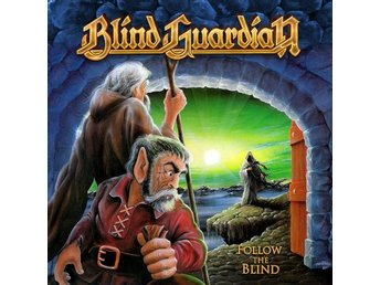 Blind Guardian -Follow the blind lp black vinyl w/gatefold c