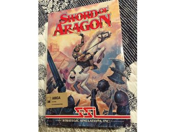 Sword of Aragon (Retro, Small box, SSI)
