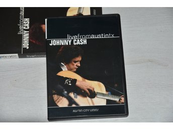 Johnny Cash - Live from Austin Tx