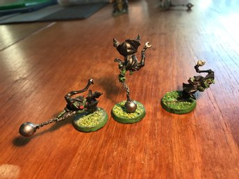 Nightgoblin Fanatics Warhammer- age of sigmar - Kings of war