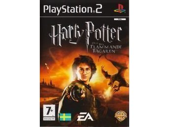 Harry Potter och Den Flammande Bägaren   - PS2 spel