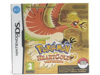 Pokemon HeartGold Version -
