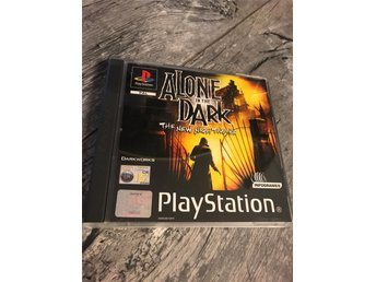 Alone In The Dark: A New Nightmare  Playstation1 / /PS1