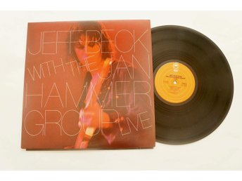 ** Jeff Beck with the Jan Hammer Group ‎–  Live **