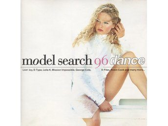 Model Search 96 Dance - 1996 - CD - Eurodance, Euro House