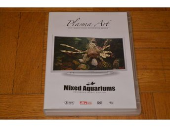 Plasma Art - Mixed Aquariums Akvarium DVD - Töre - Plasma Art - Mixed Aquariums Akvarium DVD - Töre