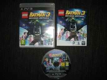 PS3 LEGO Batman 3 - Limhamn - PS3 LEGO Batman 3 - Limhamn