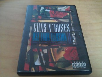 Guns n' Roses - Use your illusion II - Live World Tour 1992 Tokyo - DVD