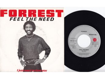 FORREST - FEEL THE NEED