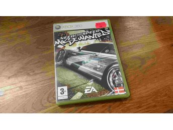 NEED FOR SPEEDMOST WANTED XBOX 360 BEG - Uddevalla - NEED FOR SPEEDMOST WANTED XBOX 360 BEG - Uddevalla