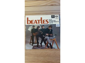 THE BEATLES EP  GEOS 257 1965 BAD BOY