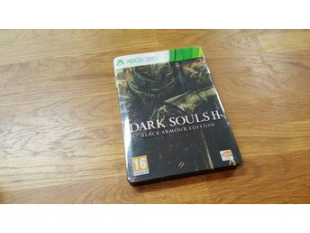 DARK SOULS II BLACK ARMOUR EDITION BEG XBOX 360