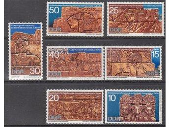 DDR 1970. Mnr: 1584-90 ** - Njurunda - DDR 1970. Mnr: 1584-90 ** - Njurunda