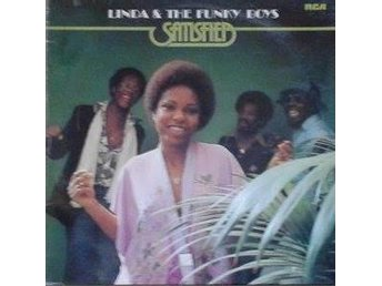 Linda & The Funky Boys title*  Satisfied* Funk / Soul, Disco Germany LP