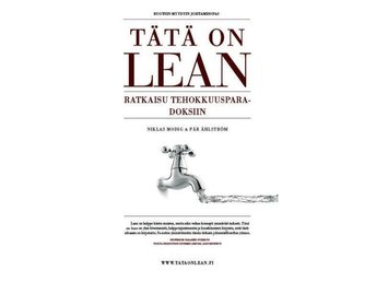 Tätä On Lean (Bok)