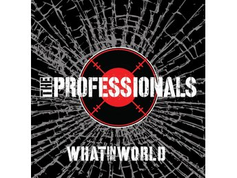 PROFESSIONALS, THE - WHAT IN THE WORLD - LP