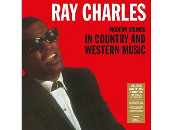 Charles Ray: Modern Sounds In Country Music (Vinyl LP)