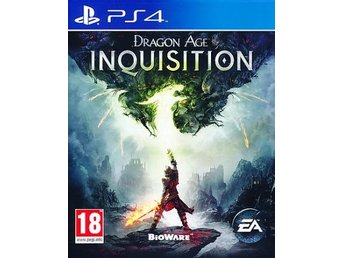 Dragon Age Inquisition PS4 (PS4)
