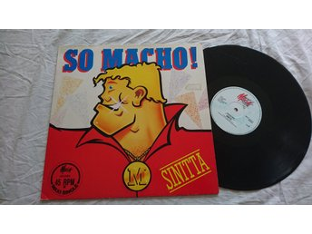 Sinitta - So Macho! Maxisingel