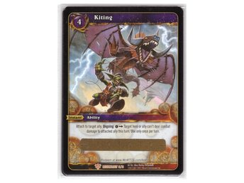 World of Warcraft Loot Card, Kiting