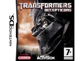 Transformers: War for Cybertron - Decepticons - Nintendo DS