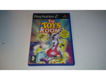 - The Toys Room PAL PS2 -