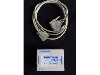 Midiman Portman PC/S Midi Interface