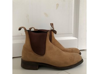 RM Williams Boots Gardner G Boot mocka nubuck Stl: 44 / 10