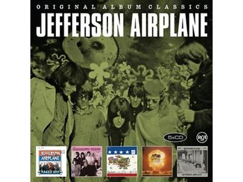 Jefferson Airplane: Original album class. 66-69 (5 CD)