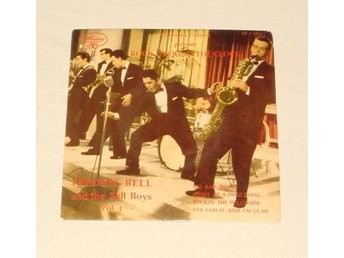 FREDDIE BELL & BELL BOYS Rock around the Clock, Swe-1957 EP