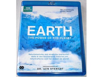 Earth - The Power of the Planet (2-disc) (BBC) (Blu-ray)