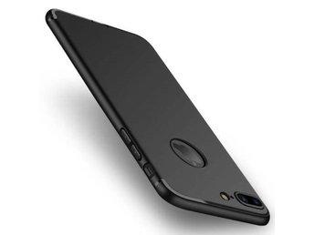 Apple iPhone X Ultra Thin Dirtproof Silicone Skal Svart + Skärmskydd HÄRDAT  GLAS 085d5a95c0b5c