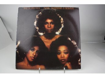 LP -THE SUPREMES- MARY CHERRIE AND SUSAYE-1976